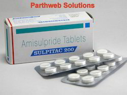 Sulpitac (Amisulpride Tablets)