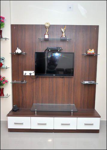 Hall Tv Showcase Designs Interior