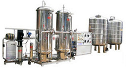 Semi-Automatic Water Treatment Equipment, Capacity: 2000 To 5000