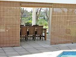 Outdoor Amp Indoor Bamboo Blinds View Specifications