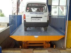 Liftrofab High Rise Car Lift