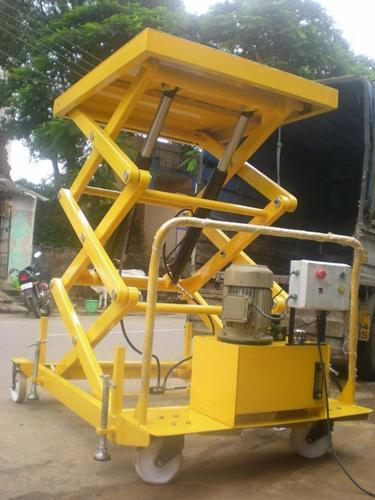 Manufacturer of Hydraulic Lifting Equipments & Hydraulic