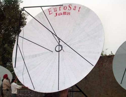 16 Feet Dish Antenna - View Specifications & Details of Dish