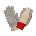 Drill Dotted Geans Gloves