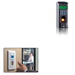 Biometric Fingerprint Access Control for Showrooms