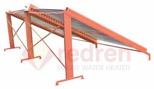 Solar Evacuated Tube Collectors Manifold - Shree Ji Solar