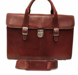 Ladies Leather Briefcase