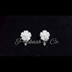 American Diamond Earring Tops