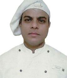 Neeraj Aggarwal, Sous Chef - Hotel IBIS Gurgoan