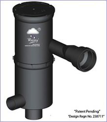 Rainy Water Filters FL 100, Capacity: 105 LPM