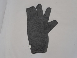Black Lint Free Hand Gloves