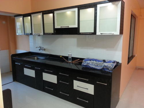 Kitchen Furniture Kitchen Trolley Manufacturer From Pune