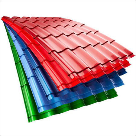 Pre Painted Galvanized Iron Sheet At Rs 58 Kilogram S