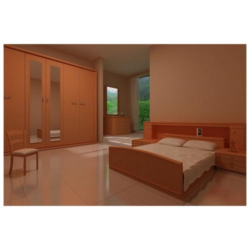Modular Bedroom Wardrobes India