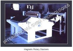 Magnetic Rotary Stackers