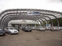 BMW Showroom Construction Services
