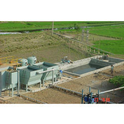 Textile Dyeing Waste Water Treatment Plant