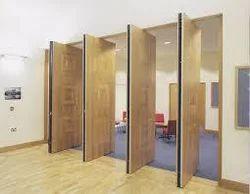 Fancy Partition Door