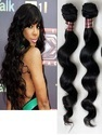 Peruvian Deep Wefted Wave Hair