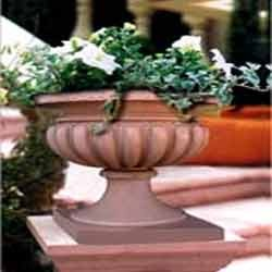 Garden Marble Flower Pot