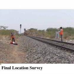 Final Location Survey Services
