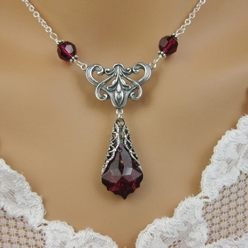 Victorian jewellery victorian necklace manufacturer from jaipur victorian pendants aloadofball