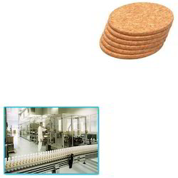 Cork Coasters for Pharmaceutical Industry
