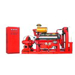 Diesel Engine Fire Pump Unit