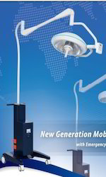 PHILIPS 500M Halogen Mobile Surgical Operation Light