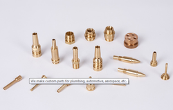 Swiss Screw Machined Parts