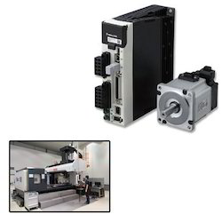 Servo Motors Drives for CNC Machines
