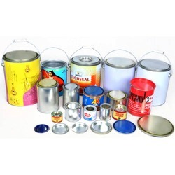 Round Double Tight Top Cans