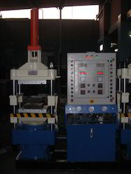 rubber transfer moulding machine