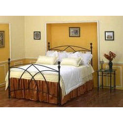 Ms Wrought Iron Bed Without Storage