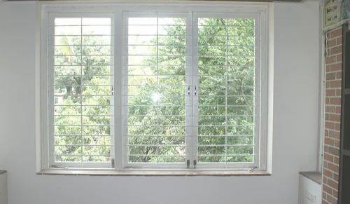 Three Shutter French Windows