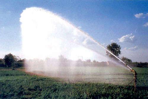 Agriculture Rain Gun Irrigation For Agricultural Rs