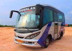 14 Seater Mazda Coach Rental Service