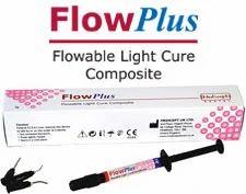 Flow Plus Flow Able Light Cure Composite