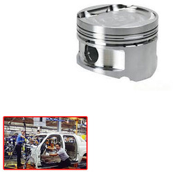 Metal Piston for Automobile Industry