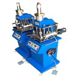Pneumatic Gold Foiling Embossing And Debossing Machine