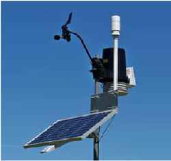 DAVIS Weather Monitoring Station