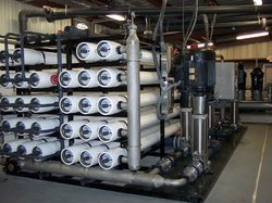 Industrial RO Treatment Plant