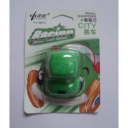 Racing Car Sharpener