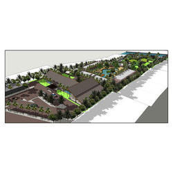 Landscape Architectural Designing Services, Coverage Area: 1000 to 3000 Square Feet