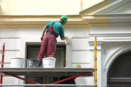 Building Painting Contractor, Paint Contractors, Professional Painters, Paint Services, Best Painting Contractor, पुताई की सेवाएं in Tilak Nagar, Mumbai , S.R. Enterprises | ID: 9176968333