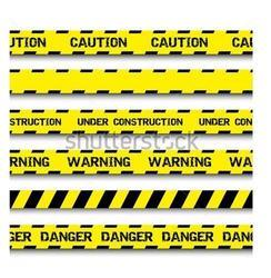 Underground Danger/Warning/Caution Tapes
