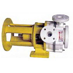 Vertical Seal Less Polypropylene Pumps