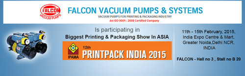 Falcon Vacuum Pumps & Systems - Manufacturer from Sector 24