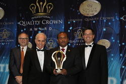 International Quality Crown Award, BID QC100 Convention