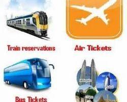 Air / Train / Hotels Booking